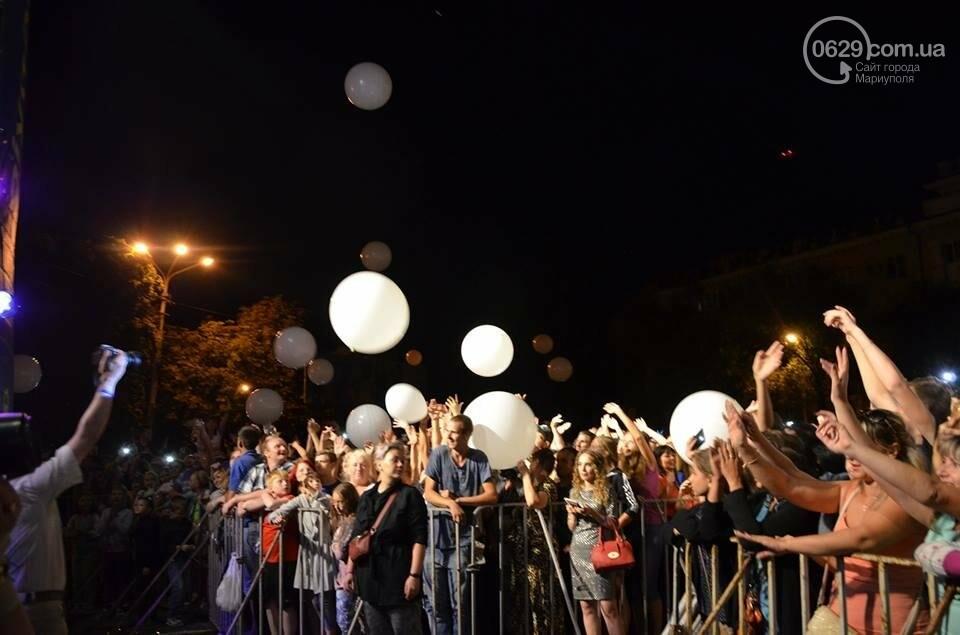 """В День независимости мариупольцев развлекали Могилевская и """"Real O"""" (ФОТО+ВИДЕО), фото-11"""