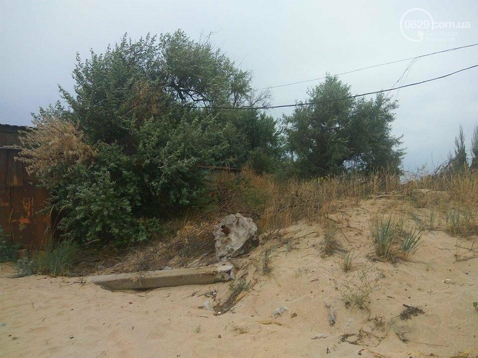 Эхо войны: курортный поселок под Мариуполем оказался забытым (ФОТО), фото-6