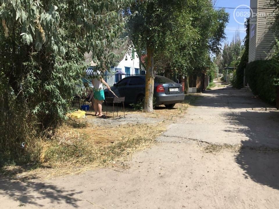 Эхо войны: курортный поселок под Мариуполем оказался забытым (ФОТО), фото-8