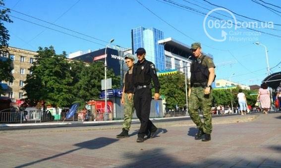 В Мариуполе три праздничных дня прошли без происшествий (ФОТО), фото-1