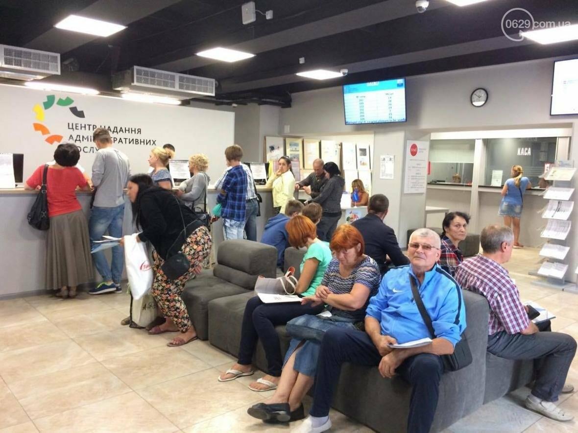 Центр предоставления административных услуг в Мариуполе отработал год (ФОТО), фото-4