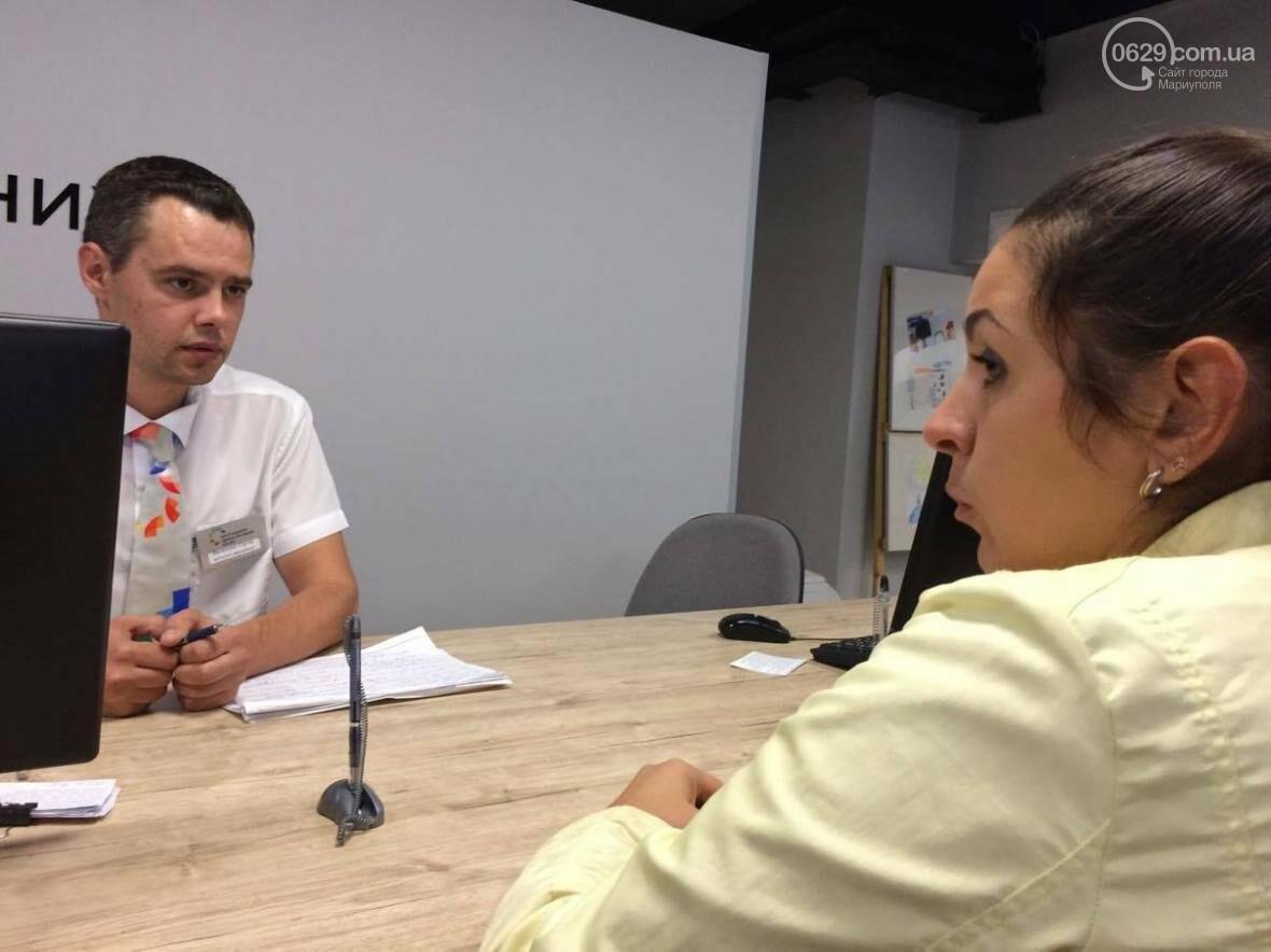 Центр предоставления административных услуг в Мариуполе отработал год (ФОТО), фото-5