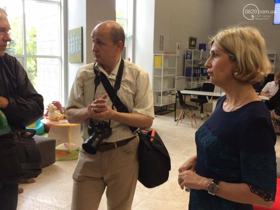Центр предоставления административных услуг в Мариуполе отработал год (ФОТО), фото-6