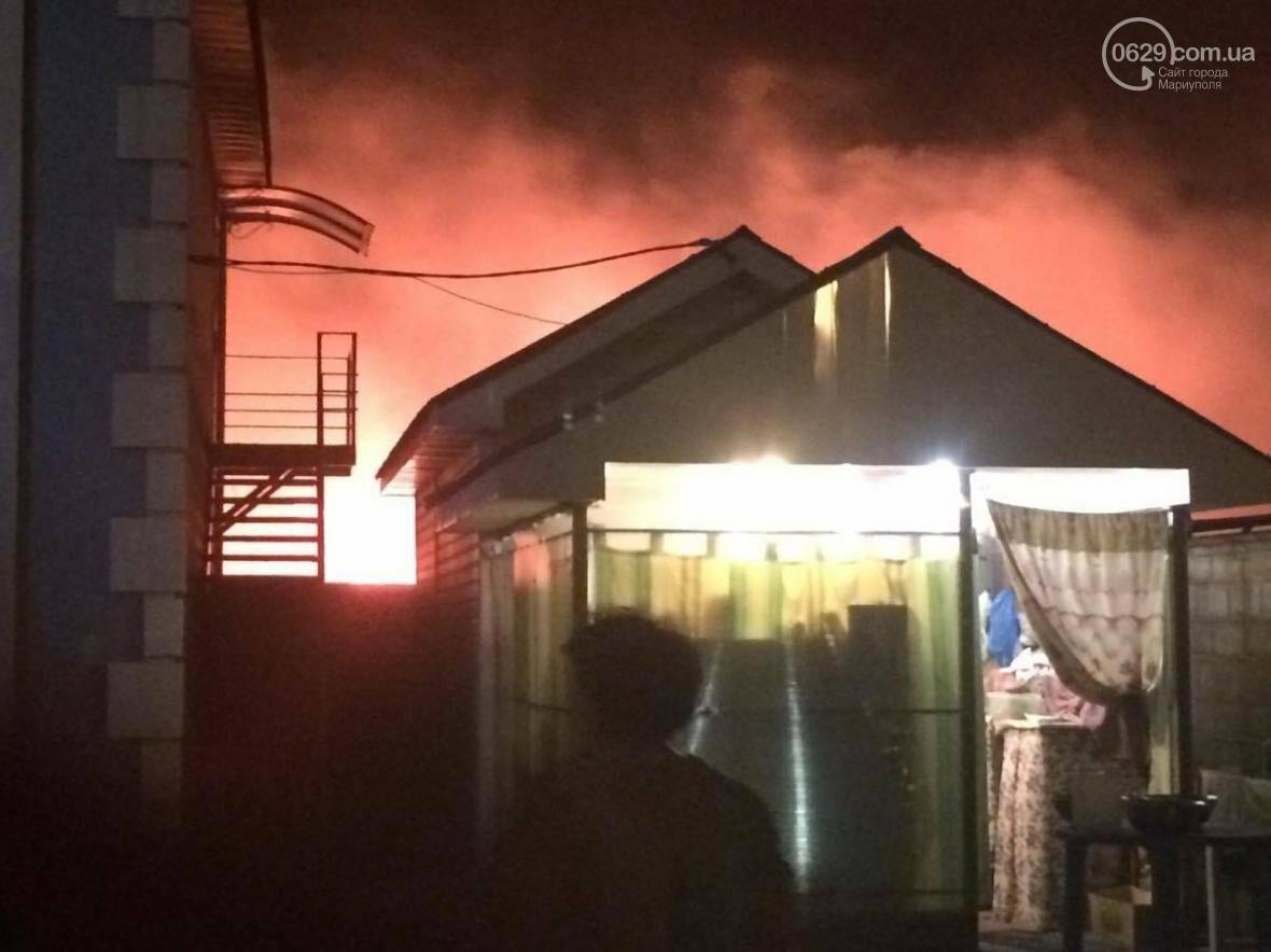 В Мелекино, вблизи пансионатов, горят поля. Люди эвакуируются (ФОТО), фото-7