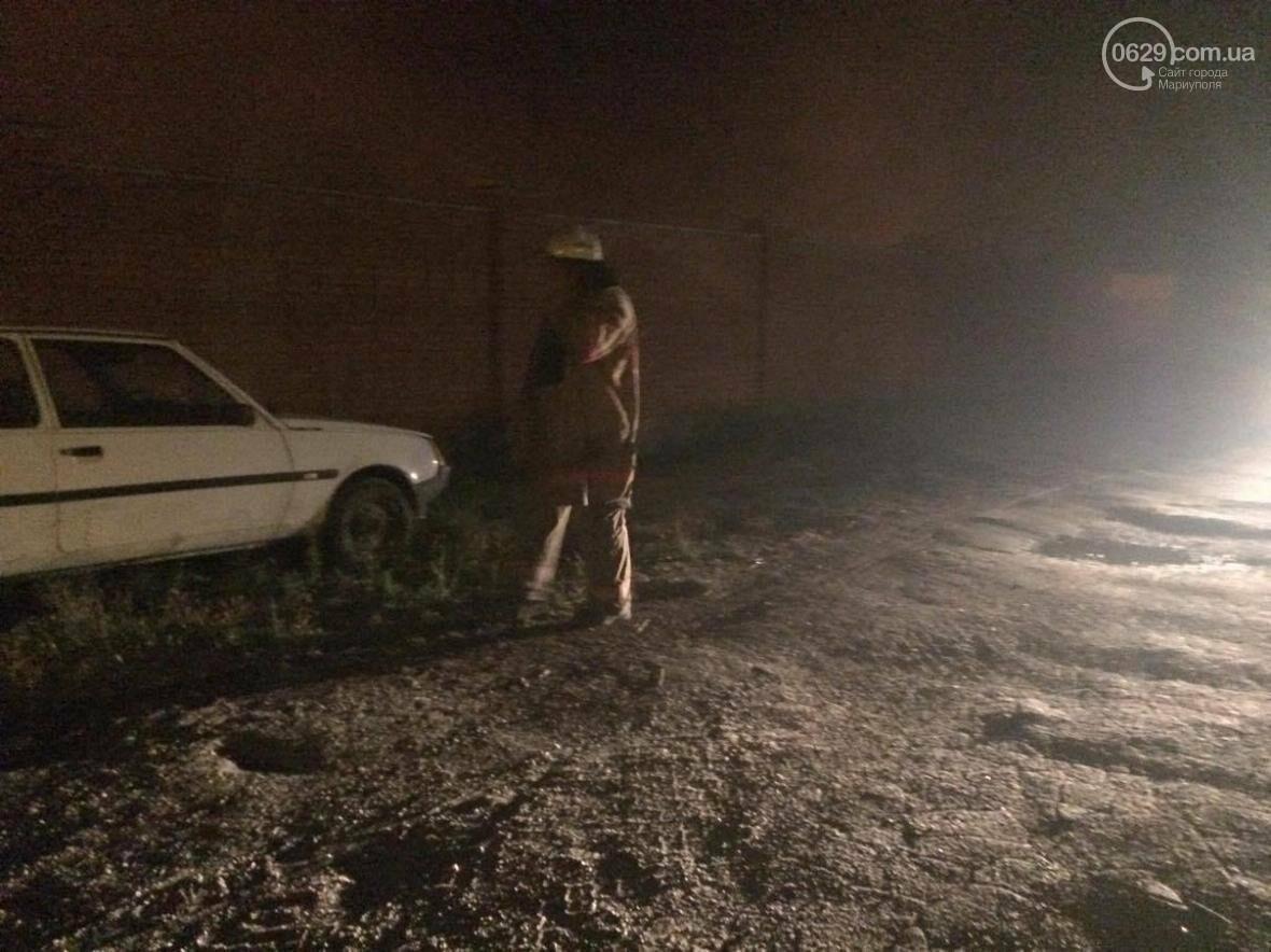 В Мелекино, вблизи пансионатов, горят поля. Люди эвакуируются (ФОТО), фото-2