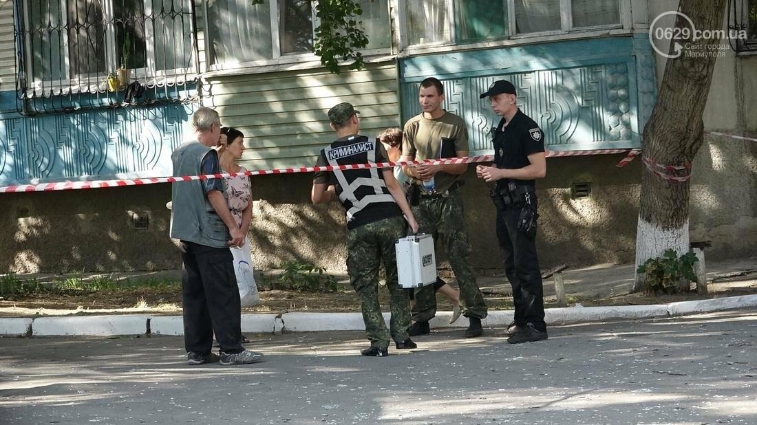 В Мариуполе взорвалась квартира, погиб мужчина (ДОПОЛНЕНО ФОТО), фото-12