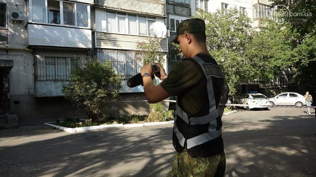 В Мариуполе взорвалась квартира, погиб мужчина (ДОПОЛНЕНО ФОТО), фото-13