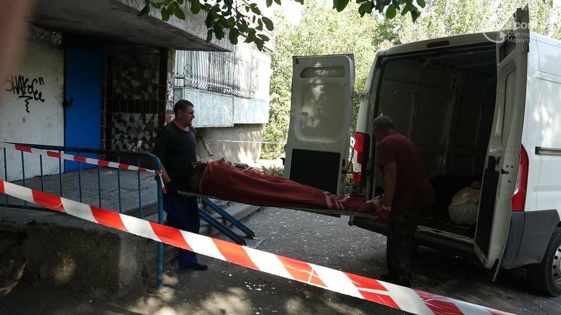 В Мариуполе взорвалась квартира, погиб мужчина (ДОПОЛНЕНО ФОТО), фото-6