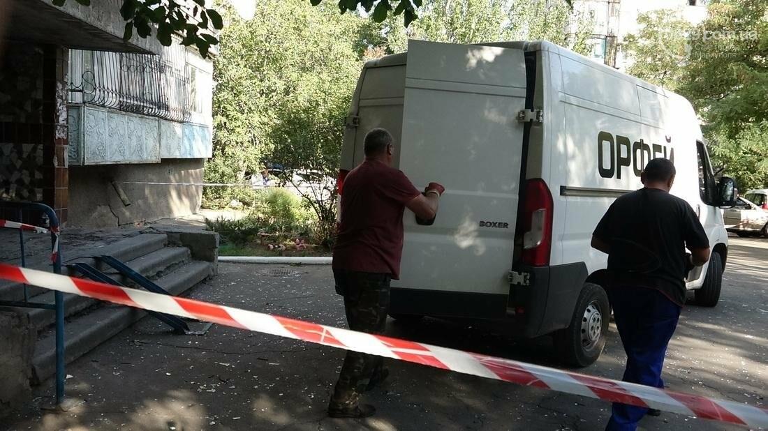 В Мариуполе взорвалась квартира, погиб мужчина (ДОПОЛНЕНО ФОТО), фото-14