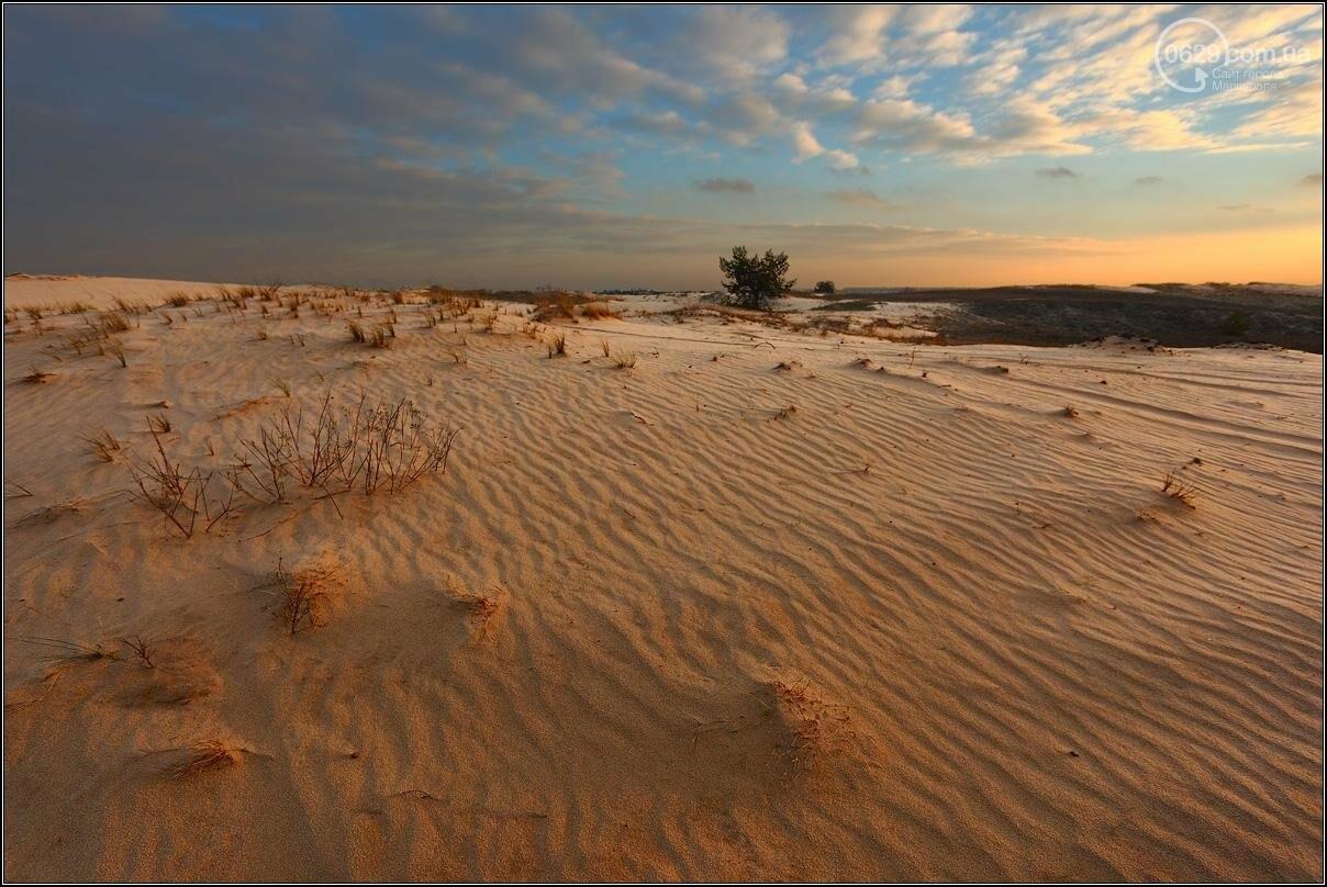 Харьковская область удивит мариупольцев пустыней, соленым озером и дендропарком, фото-2