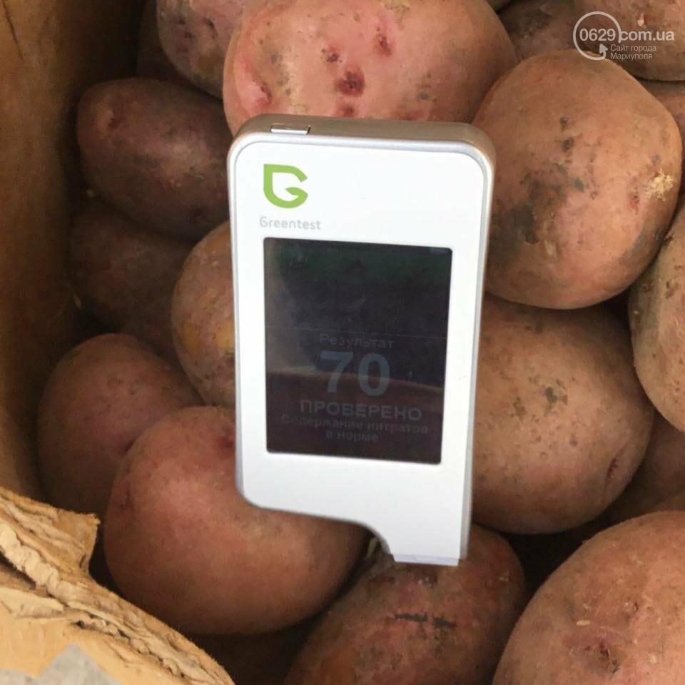 Осторожно, картофель! Стало известно, где в Мариуполе продают овощи без нитратов, фото-2