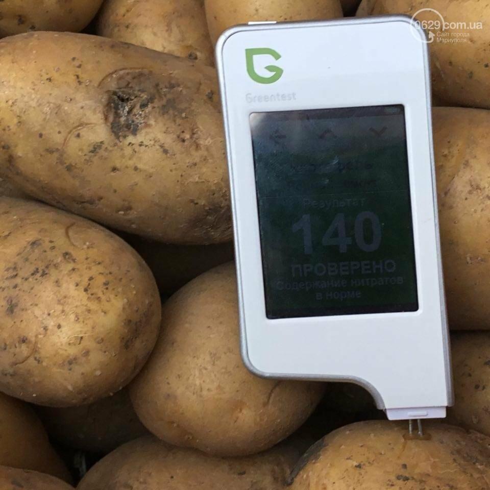 Осторожно, картофель! Стало известно, где в Мариуполе продают овощи без нитратов, фото-4
