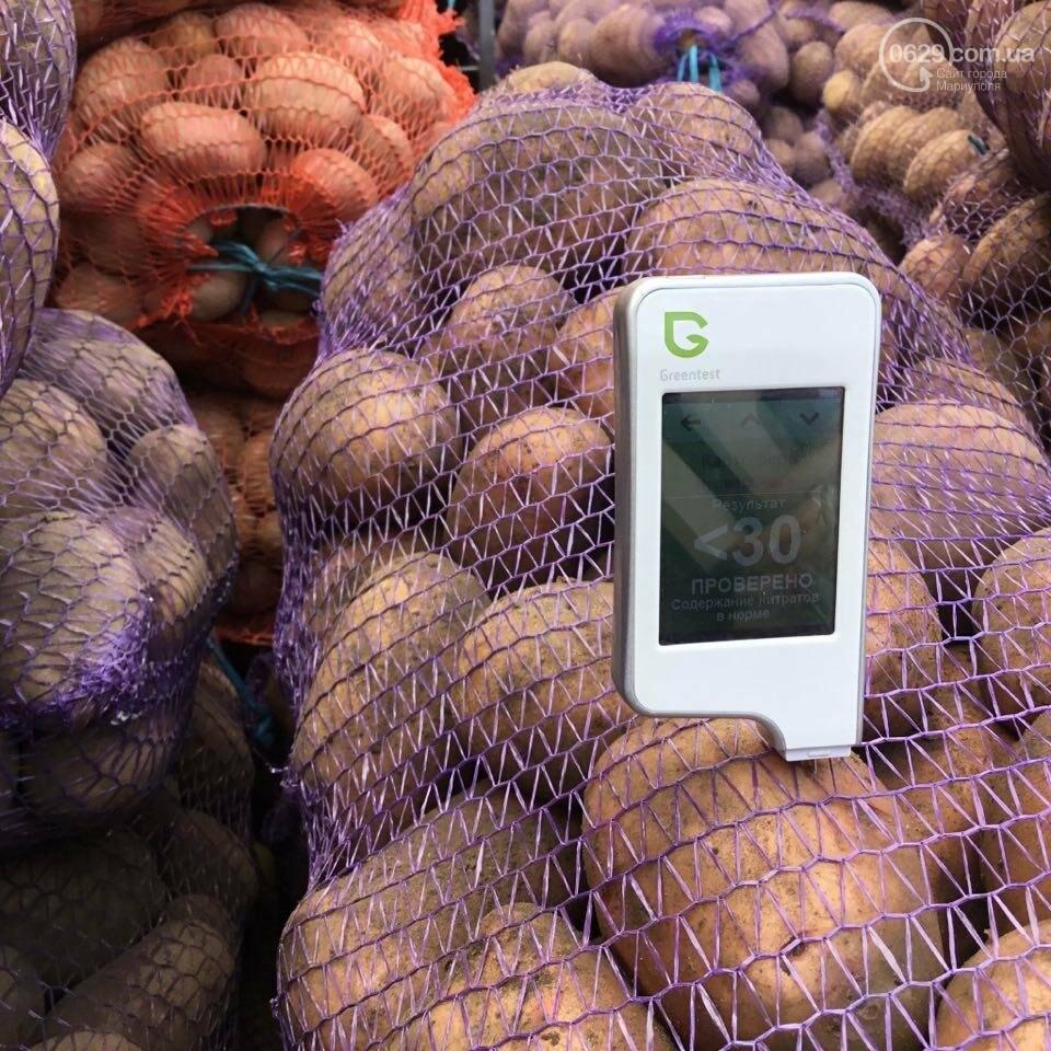 Осторожно, картофель! Стало известно, где в Мариуполе продают овощи без нитратов, фото-11