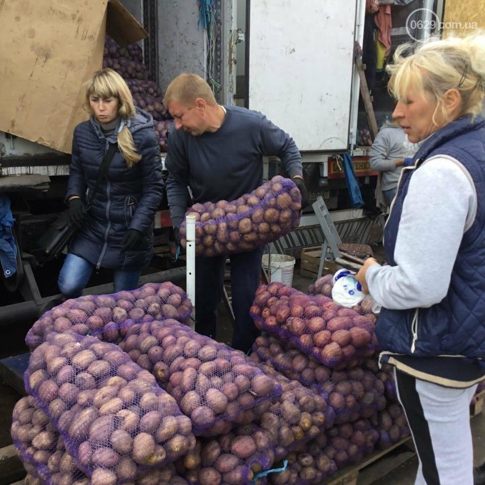 Осторожно, картофель! Стало известно, где в Мариуполе продают овощи без нитратов, фото-14