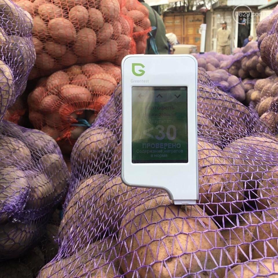 Осторожно, картофель! Стало известно, где в Мариуполе продают овощи без нитратов, фото-15