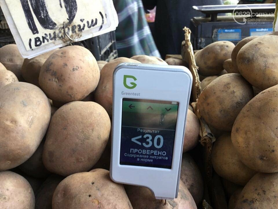Осторожно, картофель! Стало известно, где в Мариуполе продают овощи без нитратов, фото-17