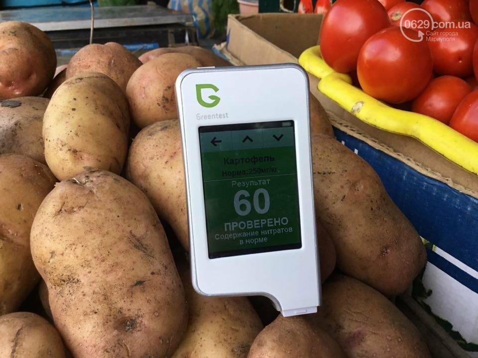 Осторожно, картофель! Стало известно, где в Мариуполе продают овощи без нитратов, фото-18