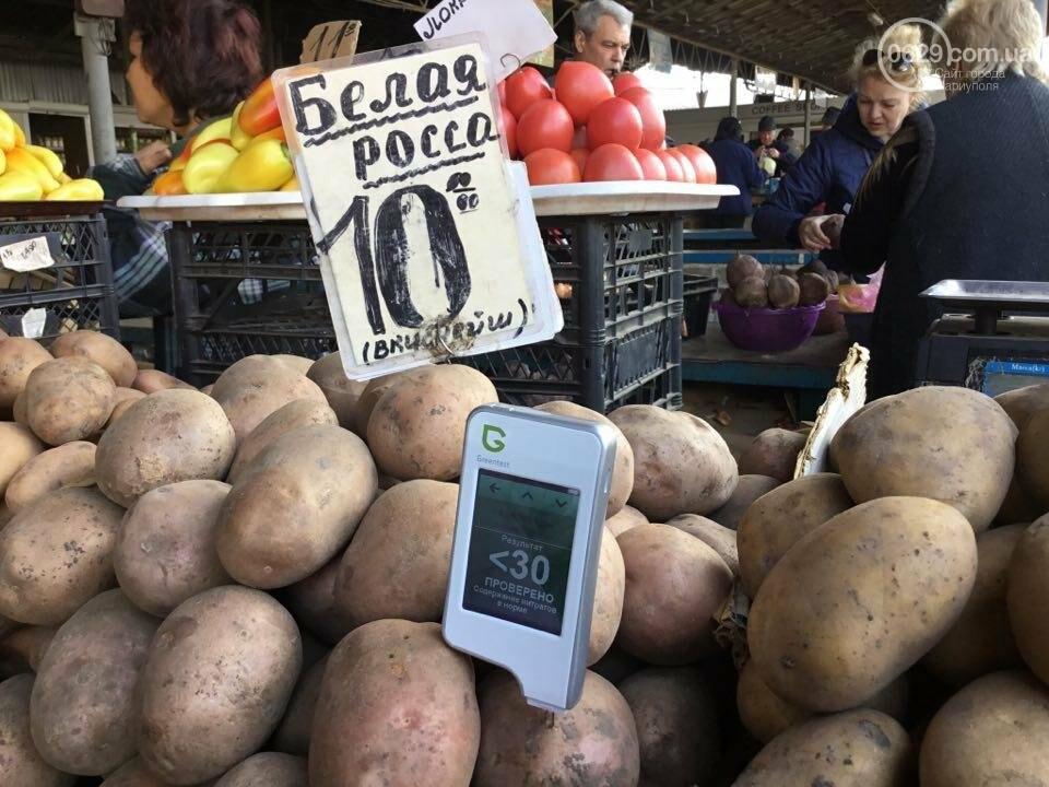 Осторожно, картофель! Стало известно, где в Мариуполе продают овощи без нитратов, фото-19