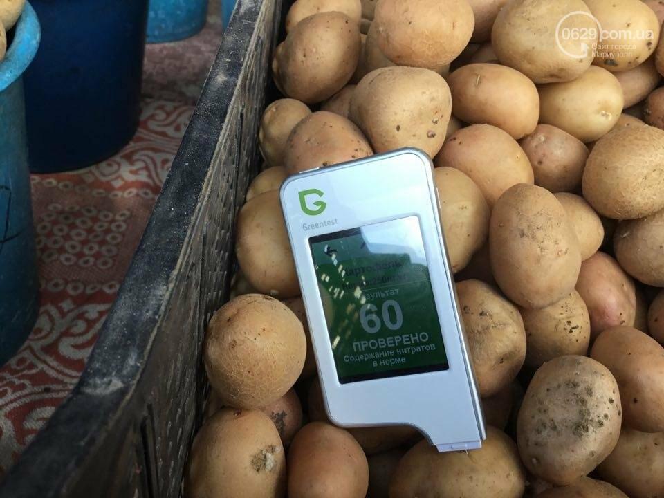 Осторожно, картофель! Стало известно, где в Мариуполе продают овощи без нитратов, фото-20