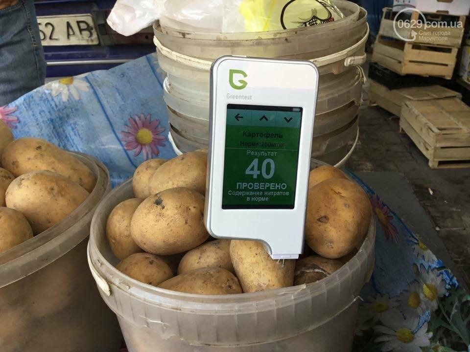 Осторожно, картофель! Стало известно, где в Мариуполе продают овощи без нитратов, фото-21