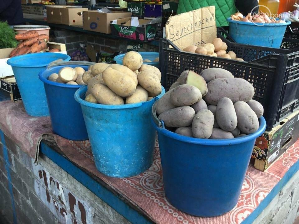 Осторожно, картофель! Стало известно, где в Мариуполе продают овощи без нитратов, фото-23