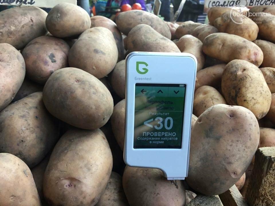 Осторожно, картофель! Стало известно, где в Мариуполе продают овощи без нитратов, фото-26