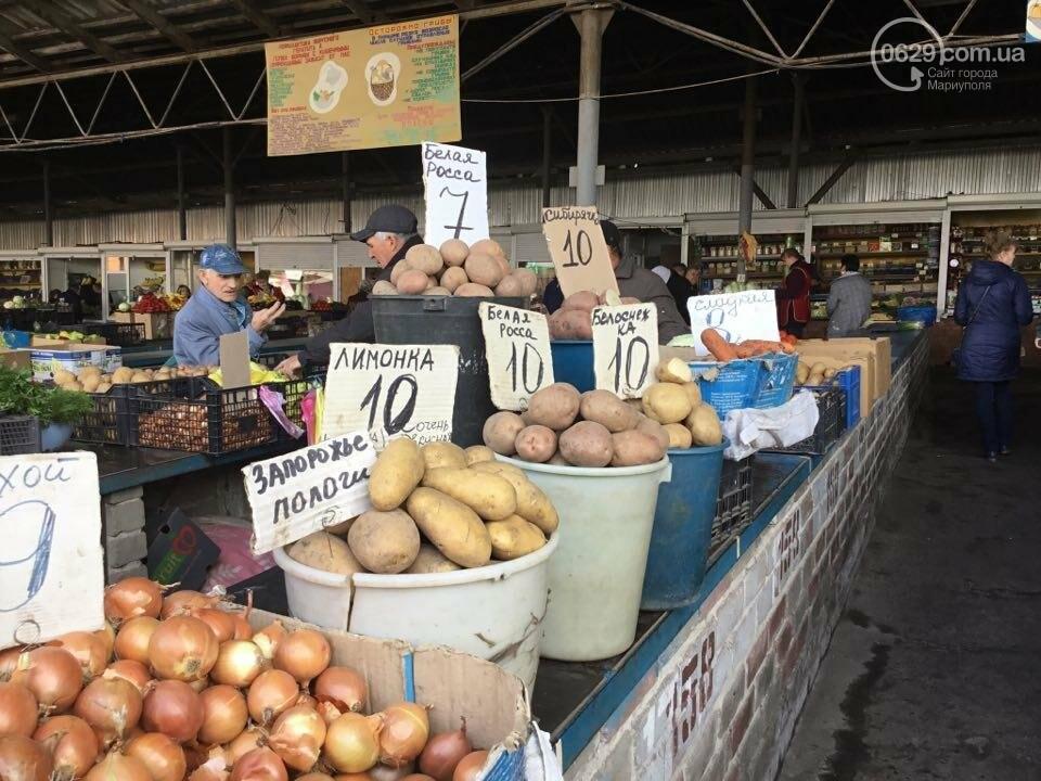 Осторожно, картофель! Стало известно, где в Мариуполе продают овощи без нитратов, фото-27