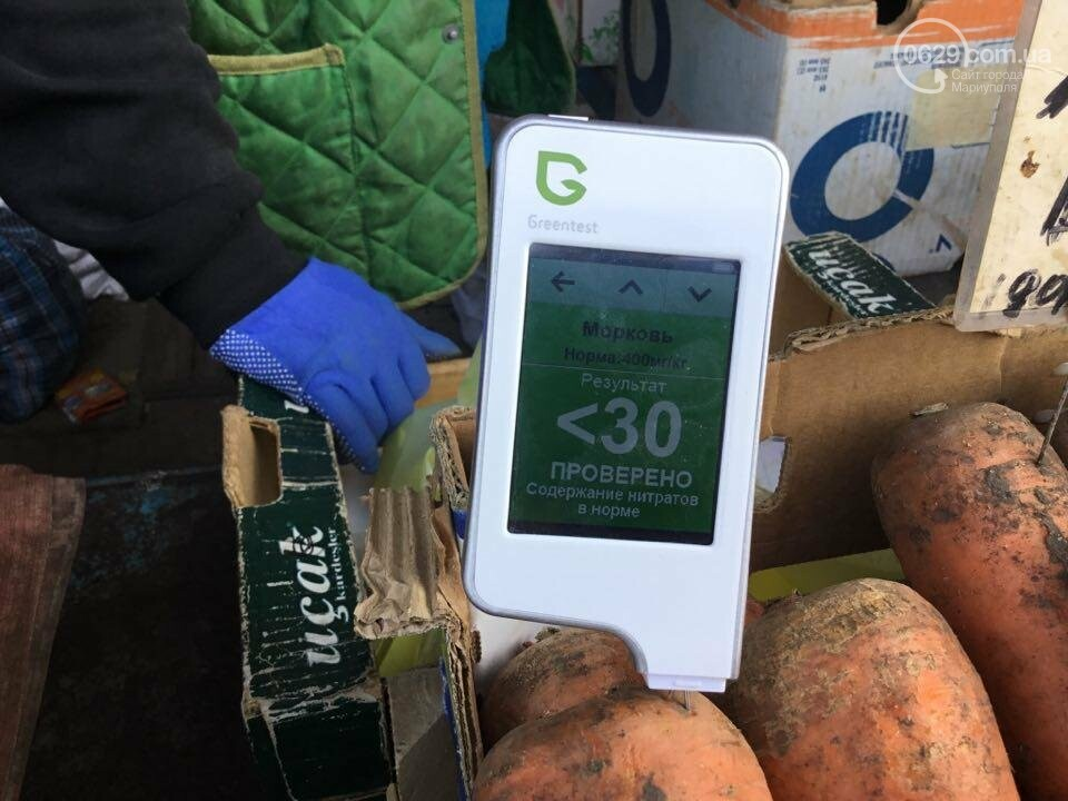 Осторожно, картофель! Стало известно, где в Мариуполе продают овощи без нитратов, фото-28