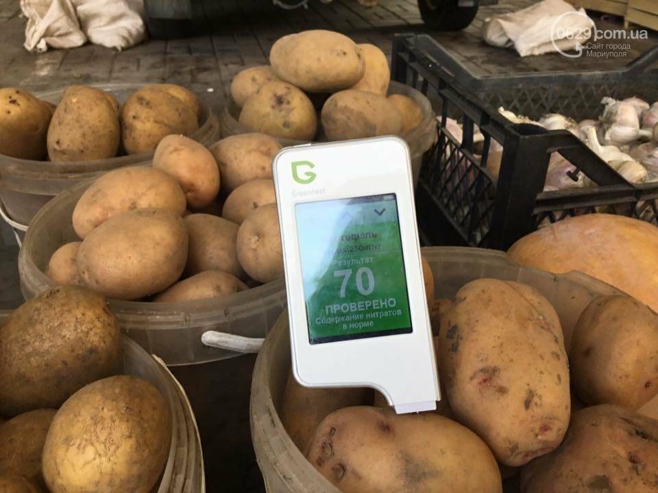 Осторожно, картофель! Стало известно, где в Мариуполе продают овощи без нитратов, фото-30