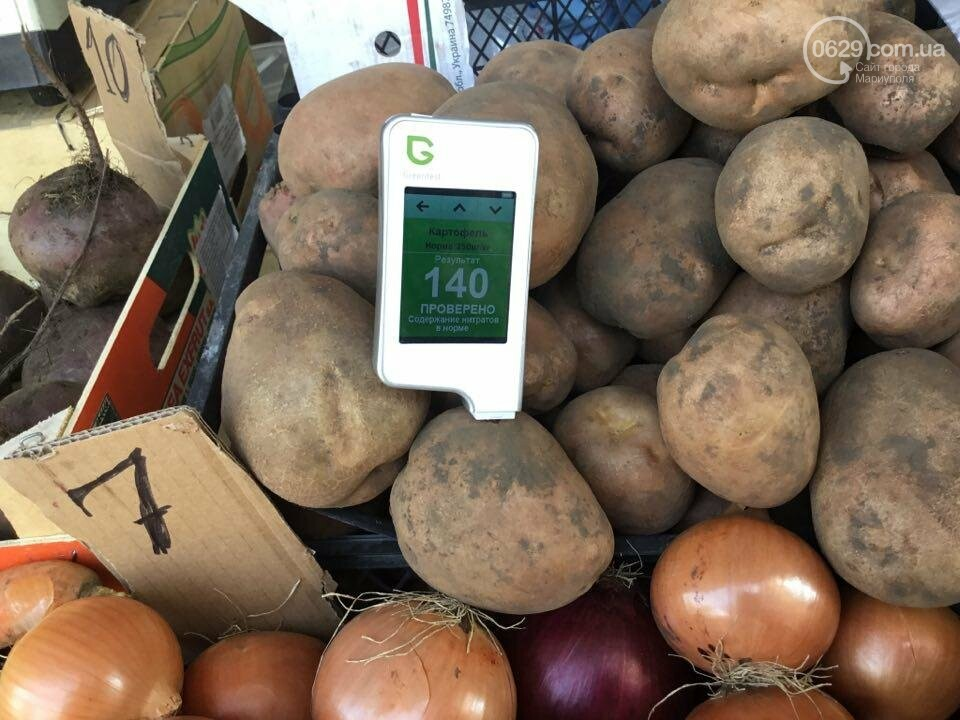 Осторожно, картофель! Стало известно, где в Мариуполе продают овощи без нитратов, фото-31