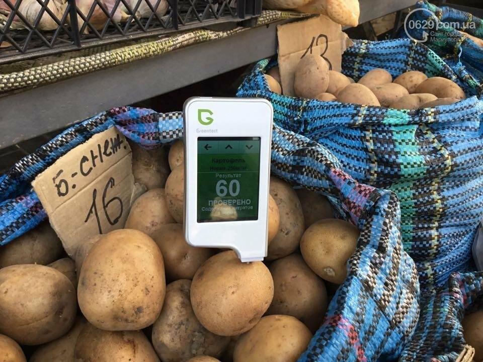 Осторожно, картофель! Стало известно, где в Мариуполе продают овощи без нитратов, фото-36