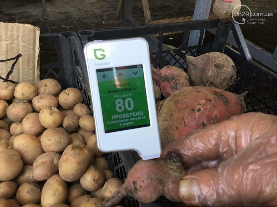Осторожно, картофель! Стало известно, где в Мариуполе продают овощи без нитратов, фото-32