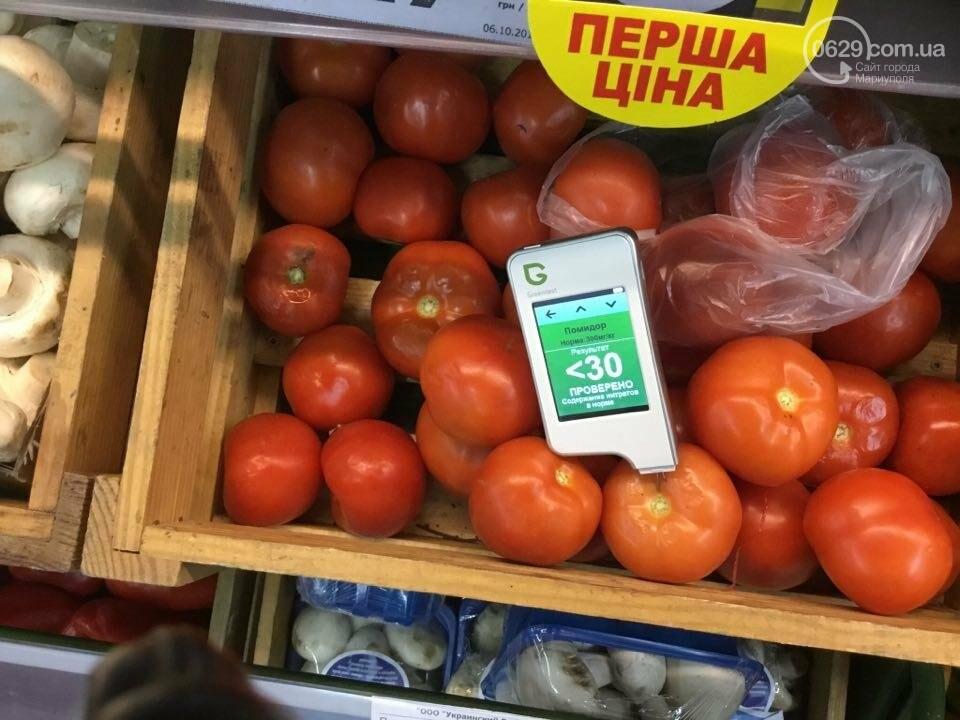 Осторожно, картофель! Стало известно, где в Мариуполе продают овощи без нитратов, фото-128