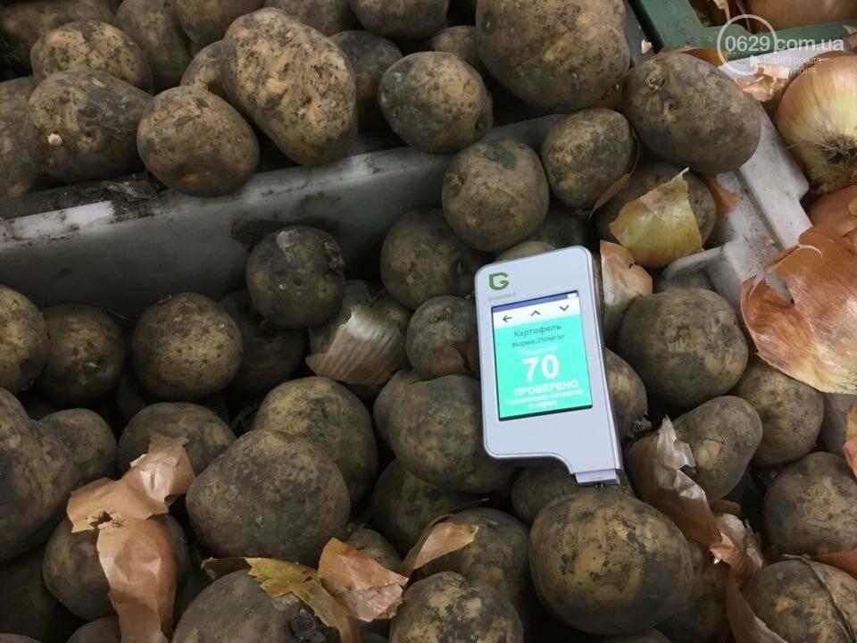Осторожно, картофель! Стало известно, где в Мариуполе продают овощи без нитратов, фото-122