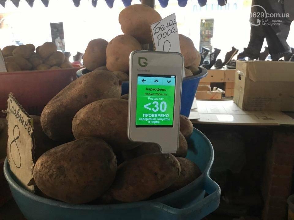 Осторожно, картофель! Стало известно, где в Мариуполе продают овощи без нитратов, фото-38