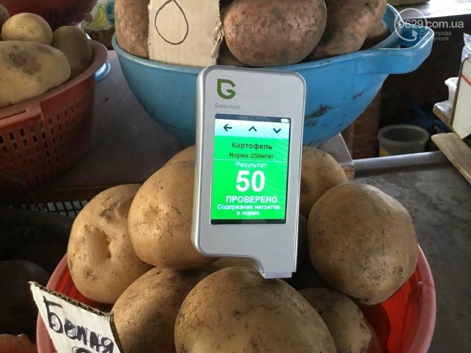 Осторожно, картофель! Стало известно, где в Мариуполе продают овощи без нитратов, фото-40