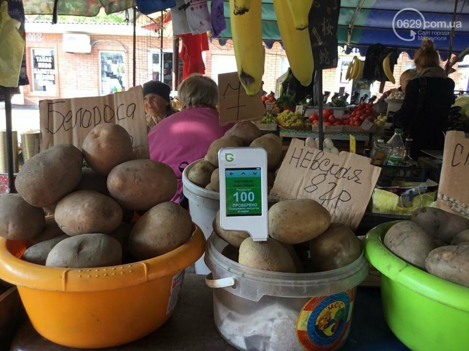 Осторожно, картофель! Стало известно, где в Мариуполе продают овощи без нитратов, фото-42