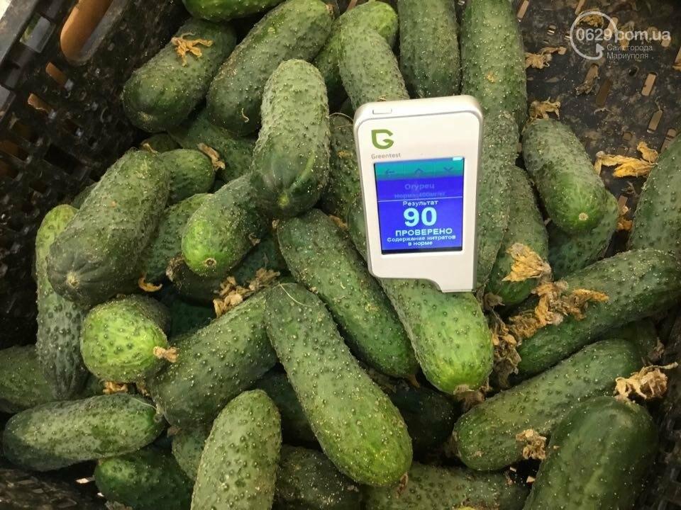 Осторожно, картофель! Стало известно, где в Мариуполе продают овощи без нитратов, фото-130