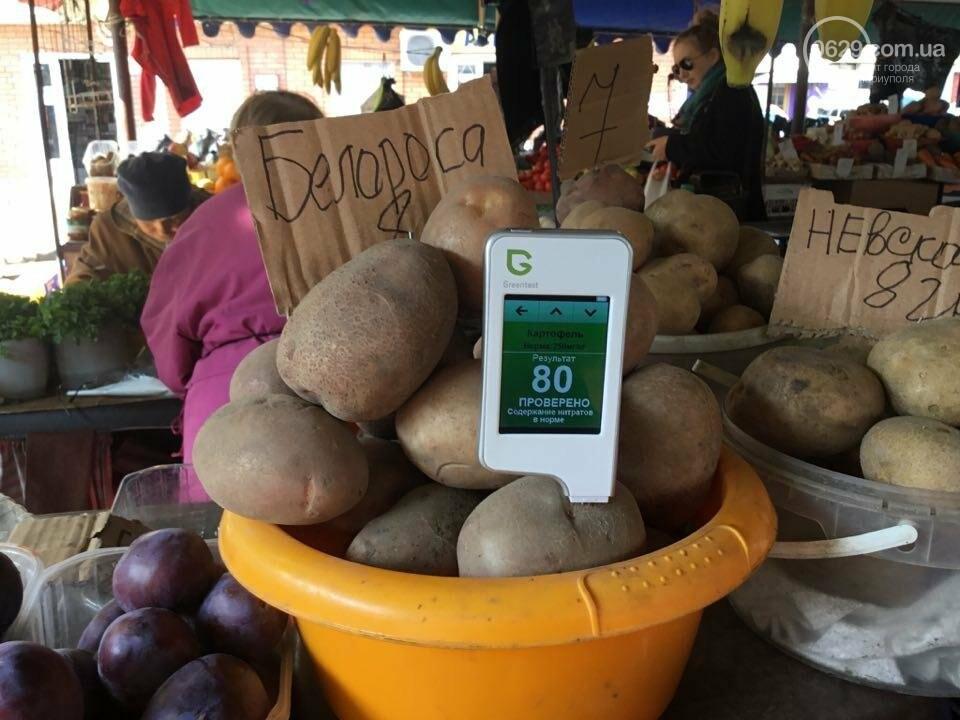 Осторожно, картофель! Стало известно, где в Мариуполе продают овощи без нитратов, фото-41