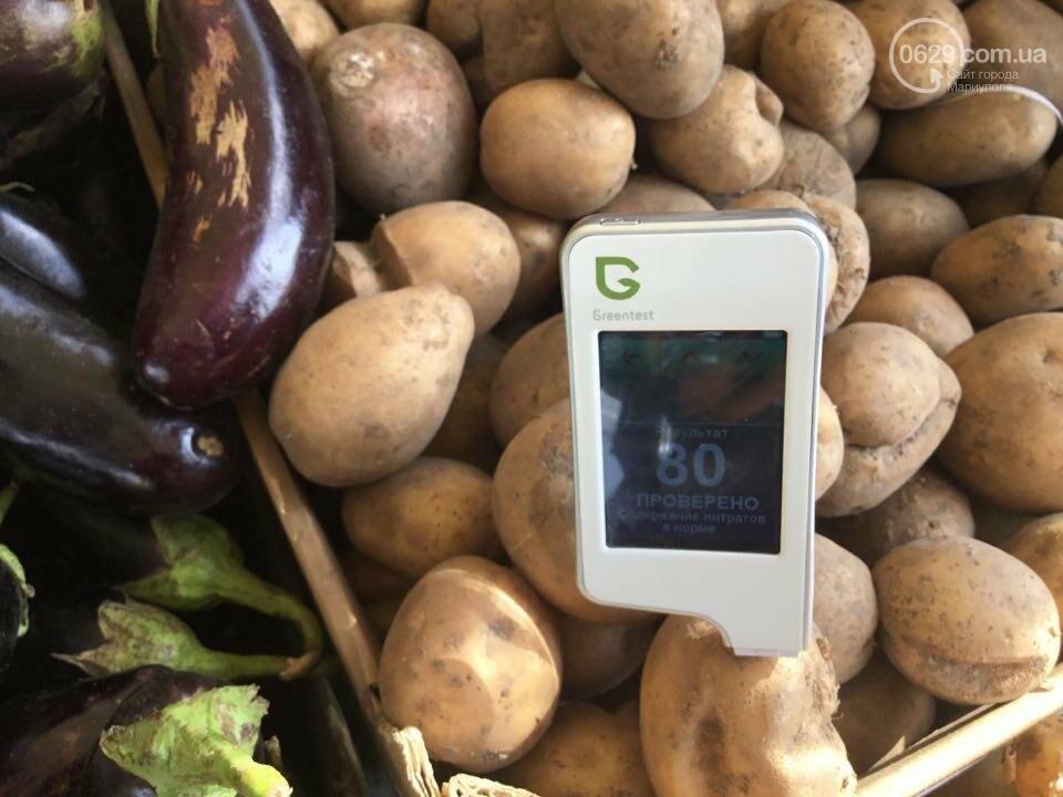 Осторожно, картофель! Стало известно, где в Мариуполе продают овощи без нитратов, фото-44
