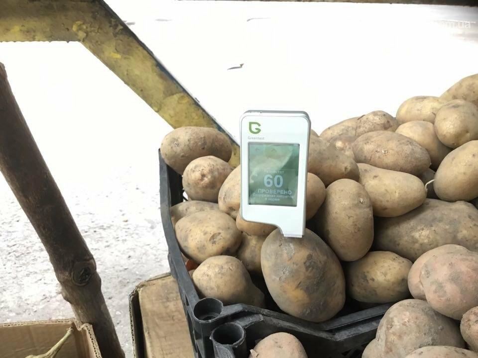 Осторожно, картофель! Стало известно, где в Мариуполе продают овощи без нитратов, фото-49