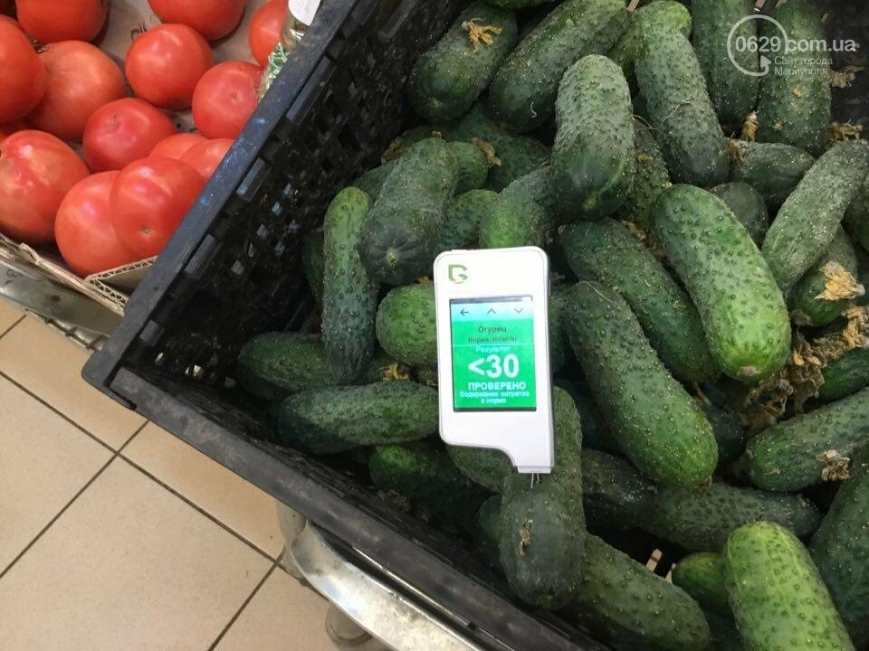 Осторожно, картофель! Стало известно, где в Мариуполе продают овощи без нитратов, фото-129