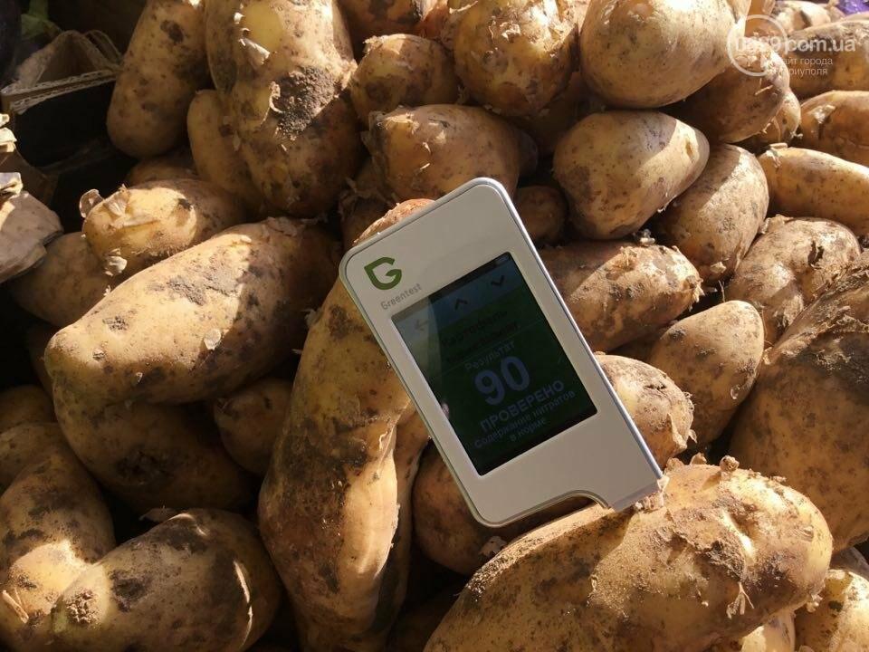 Осторожно, картофель! Стало известно, где в Мариуполе продают овощи без нитратов, фото-45