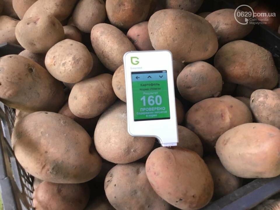 Осторожно, картофель! Стало известно, где в Мариуполе продают овощи без нитратов, фото-50
