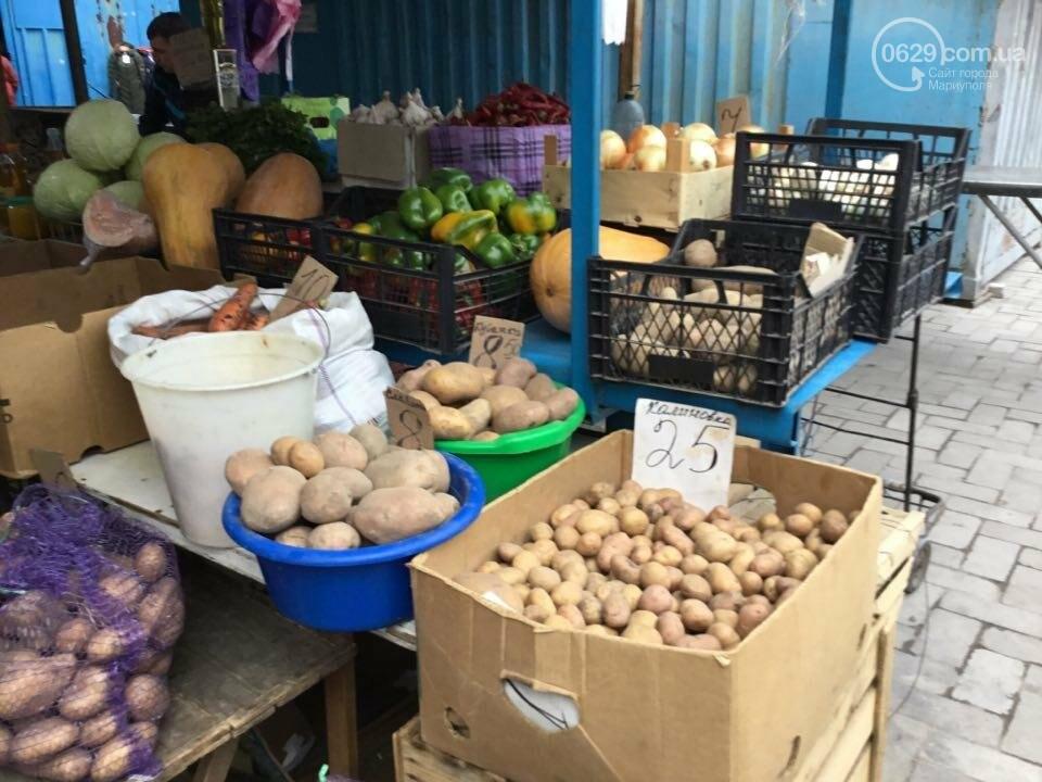 Осторожно, картофель! Стало известно, где в Мариуполе продают овощи без нитратов, фото-52