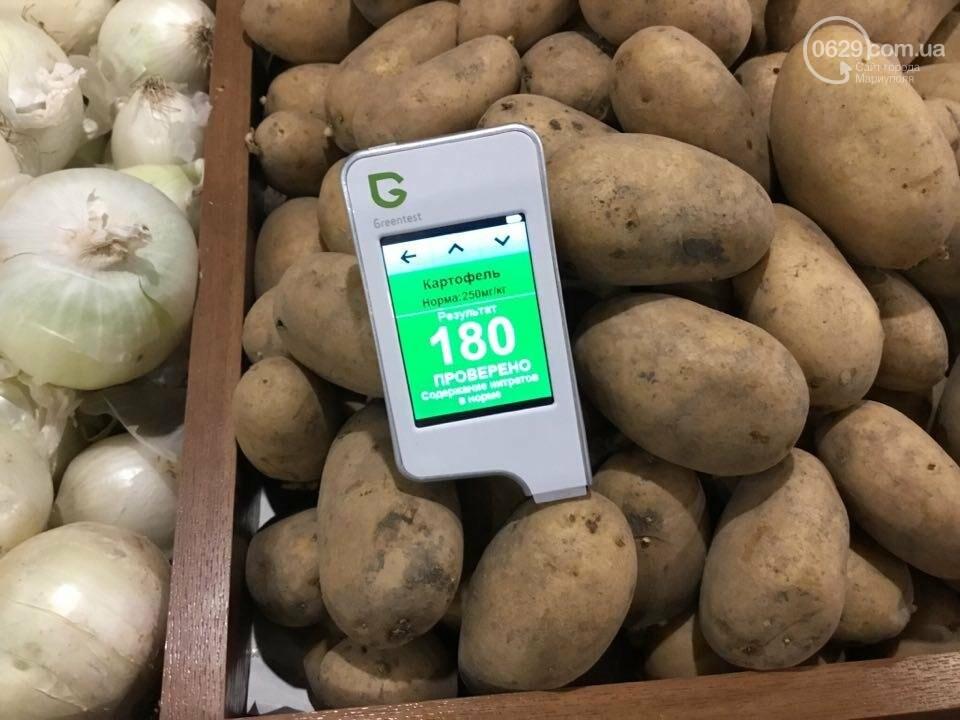 Осторожно, картофель! Стало известно, где в Мариуполе продают овощи без нитратов, фото-70