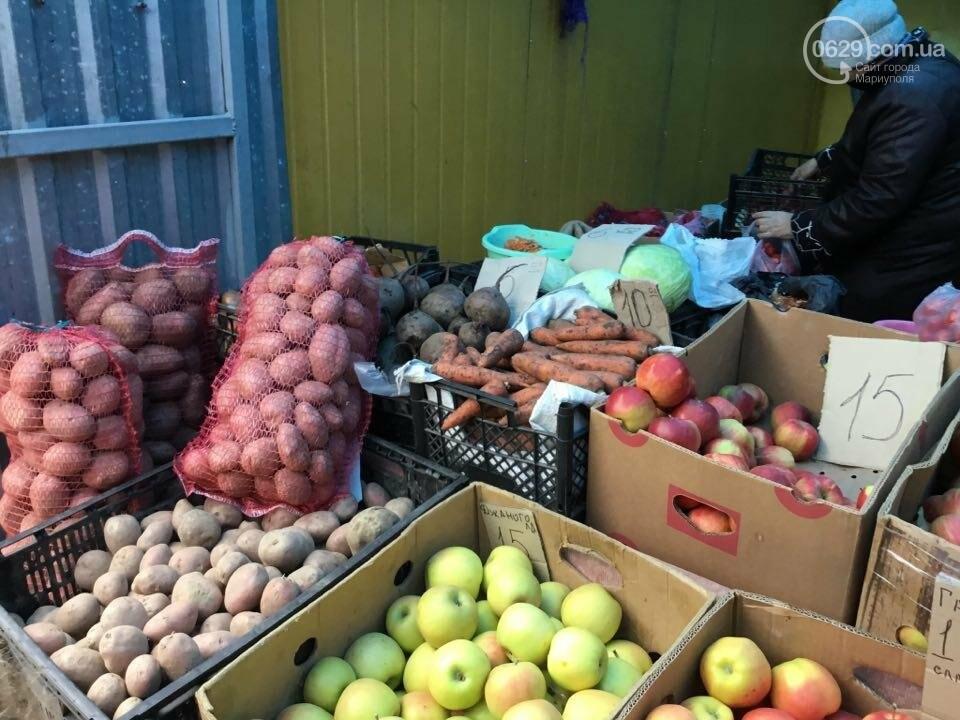 Осторожно, картофель! Стало известно, где в Мариуполе продают овощи без нитратов, фото-55