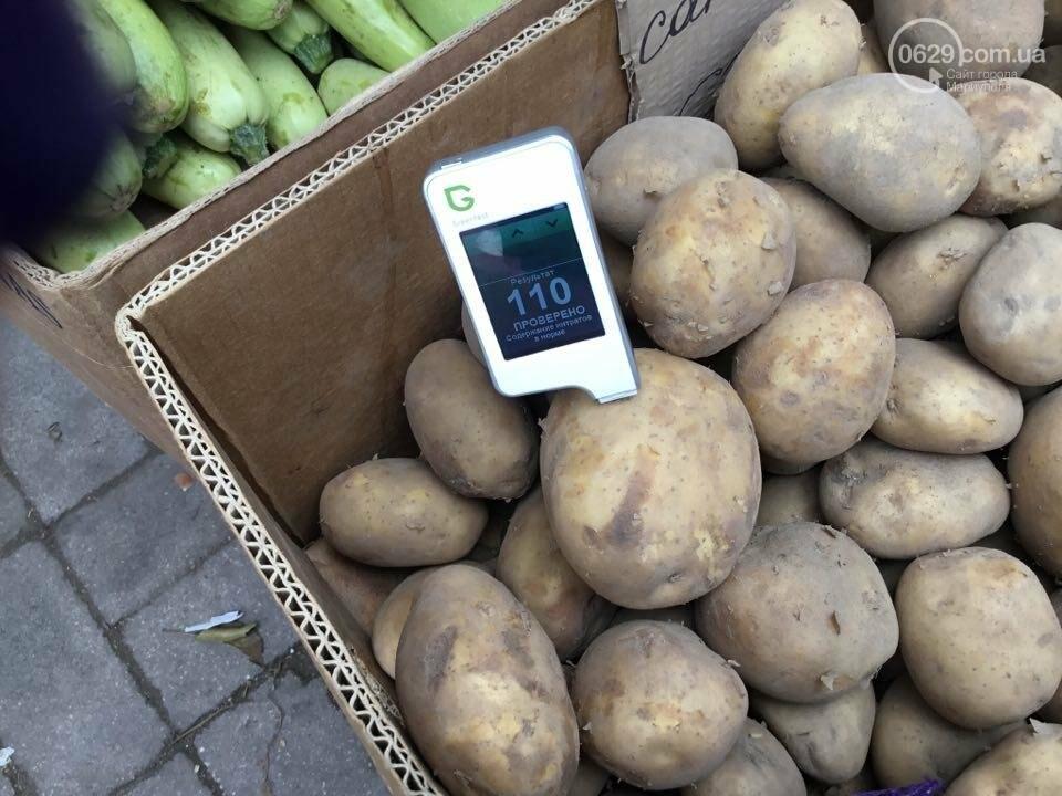 Осторожно, картофель! Стало известно, где в Мариуполе продают овощи без нитратов, фото-54