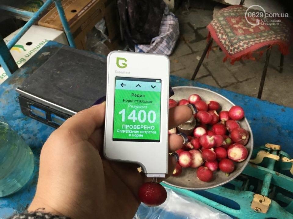 Осторожно, картофель! Стало известно, где в Мариуполе продают овощи без нитратов, фото-131