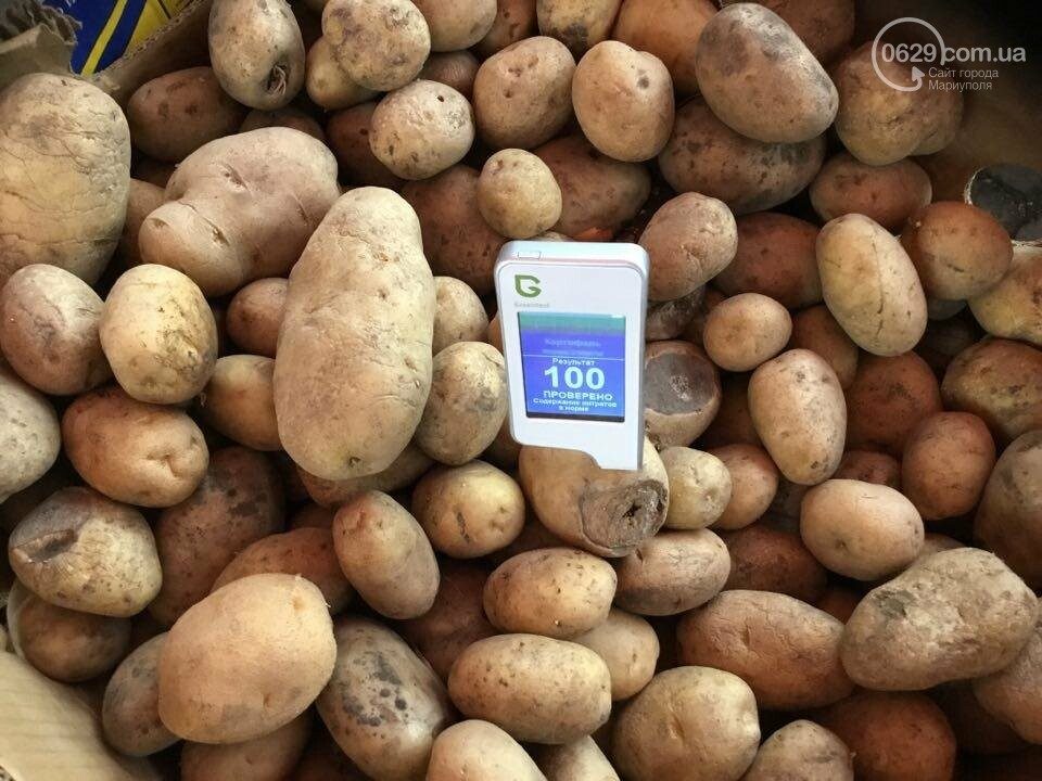 Осторожно, картофель! Стало известно, где в Мариуполе продают овощи без нитратов, фото-71